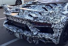 Lamborghini Aventador SVJ krijgt ALA-technologie