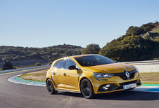 Renault Mégane R.S.: werking van de vierwielsturing