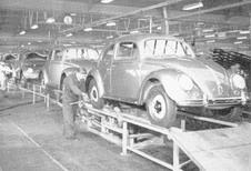 D'Ieteren viert 70 jaar Volkswagen-invoer