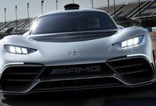 Mercedes-AMG : une première sortie pour Project One