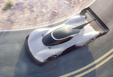 VW Motorsport bouwt elektrische LMP-racer voor Pikes Peak