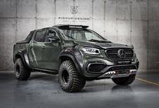 Carlex Design geeft je twee smaakjes Mercedes X-Klasse-tuning