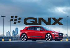 Jaguar Land Rover werkt met Blackberry