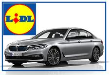 Binnenkort tweedehands BMW's bij Lidl