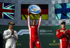 GP Australië: Vettel wint, Formule 1 verliest (een beetje)