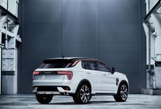 Volvo Gent bouwt Chinese Lynk & Co