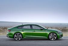Audi RS5 voor het eerst als Sportback