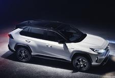 Nieuwe Toyota RAV4 Hybrid wil weer meetellen