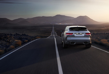 Jaguar F-Pace SVR krijgt V8-supercharger met 550 pk
