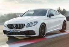 NYIAS 2018 - Mercedes : pas de chevaux supplémentaires pour le C63 AMG