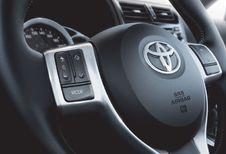 Toyota : Rappel de 8000 voitures en Belgique