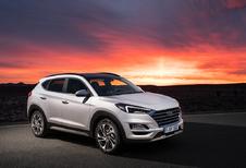 Hyundai houdt Tucson aantrekkelijk met update