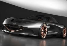 NYIAS 2018 – Genesis Essentia Concept : la GT électrique de demain