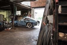 INSOLITE – Jaguar: une XK140 gantoise est-elle à Brigitte Bardot ?