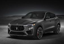 NYIAS 2018 – Maserati : un V8 Ferrari pour le Levante Trofeo
