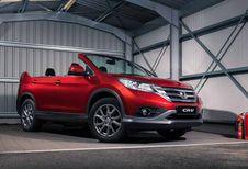 Honda : le CR-V… en cabriolet ?