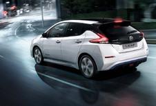 Nissan Leaf 2018 kan niet tegen herhaaldelijk snelladen
