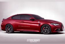 Wordt de Alfa Romeo 6C een 650 pk sterke hybride?