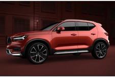 VIDÉO – Volvo XC40 : de nouveaux kit carrosserie sympas