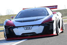 Audi e-tron Vision Gran Turismo : de la PS4 au circuit