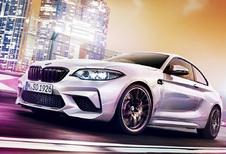 BMW M2 Competition met dubbele turbo