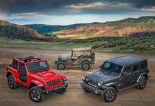 Geen SUV-coupé voor Jeep
