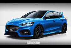 Nieuwe Ford Focus RS gaat hybride