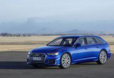 Audi A6 Avant : moins de cm, autant de volume