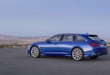 Na de vierdeurs volgt de Audi A6 Avant