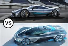 Krijgt de Mercedes-AMG Project One een Valkyrie-update?