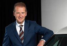 Volkswagen: Matthias Müller vervangen door Herbert Diess