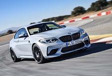 BMW M2 gaat streep straffer als Competition