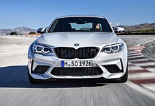 BMW M2 Competition 2018 : Encore plus mordante