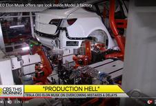 Tesla Model 3 : un bref aperçu des lignes de production