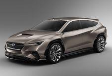 Subaru : un hybride rechargeable baptisé Evoltis ?