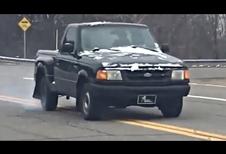 Ford Ranger verdraagt zwaar misbruik