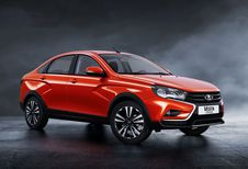 Lada Vesta Sedan Cross : adaptée au terrain