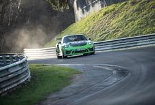 Porsche 911 GT3 RS: toptijd op Nürburgring