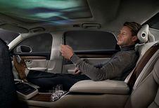 Salon de Pékin 2018 - Volvo S90 Ambience Concept : luxe à 3 places