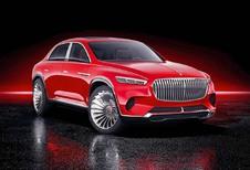 Salon de Pékin 2018 – Mercedes-Maybach Vision Ultimate Luxury : pas qu'un simple concept !