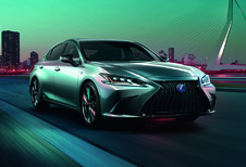 Salon de Pékin 2018 – Lexus ES : également en Europe