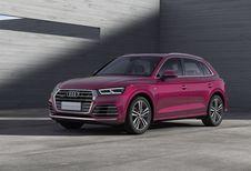 Salon de Pékin 2018 - Audi Q5L : le premier SUV avec empattement long