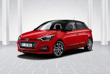 Nieuwe look en meer snufjes voor Hyundai i20