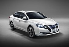Salon de Pékin 2018 - Nissan Sylphy : Leaf chinoise