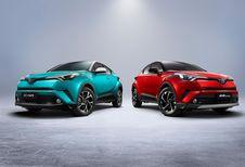 Toyota : une version électrique pour le C-HR