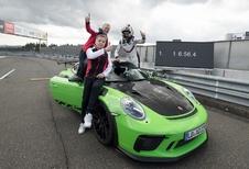 Het verhaal achter de Nürburgring-records van Porsche