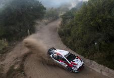 Ott Tänak wint rally Argentinië, Thierry Neuville verdienstelijk tweede
