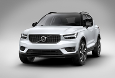 Volvo XC40 : aussi Lease Car of the Year 2018 !