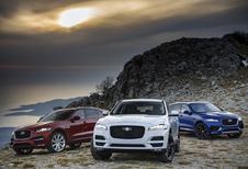 Update voor Jaguar F-Pace - modeljaar 2019