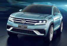 Volkswagen Tiguan : et maintenant le Coupé ?